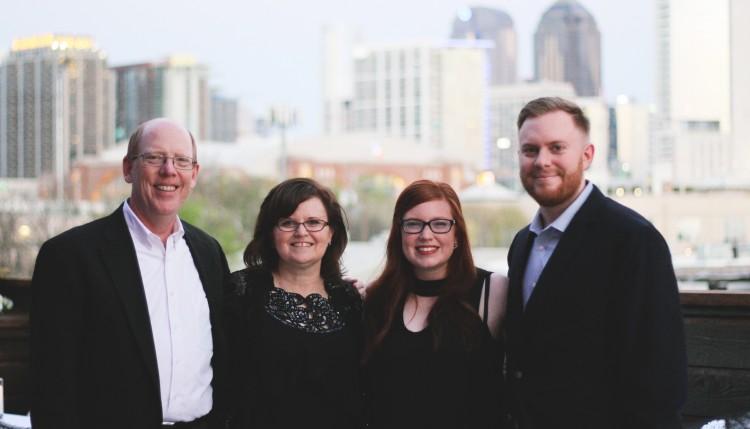 Family pic Sabrina's wedding